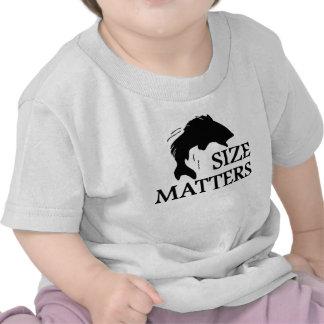 Size Matters Tee Shirts