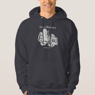 Size Matters - Turbo Sweatshirt (Hoodie)