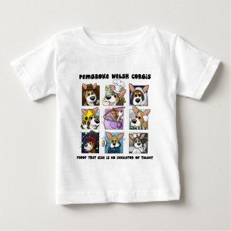 Size of Talent Pembroke Welsh Corgi Baby's Baby T-Shirt