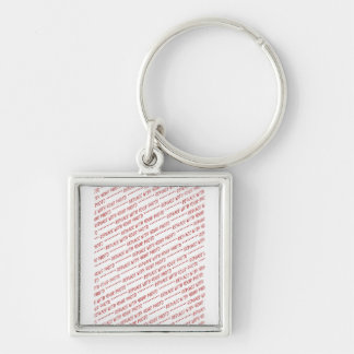 Size Specific 8x10 Photo Template Keychain