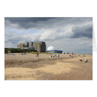 Sizewell Nuclear Power Station Card