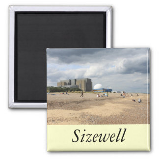 Sizewell Nuclear Power Station Magnet