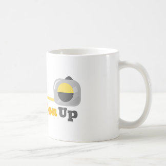 Sizing You Up Coffee Mug