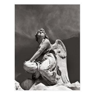 Sizliani angel - Italy Postcard