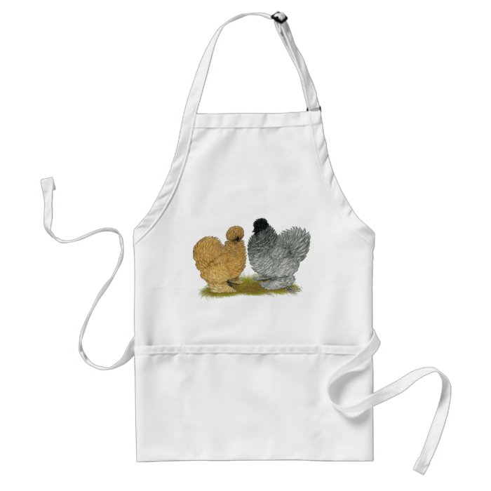 Sizzle Chickens Adult Apron