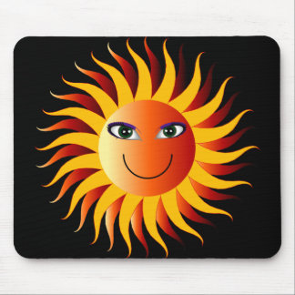 Sizzle Mouse Pad