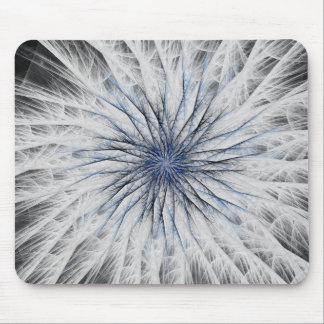 Sizzle Version 1 Fractal Abstract Art Mouse Pad