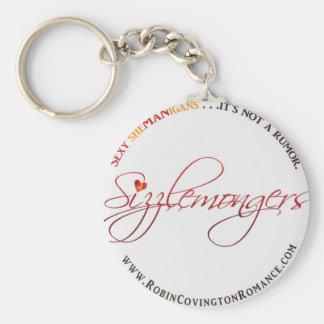 Sizzlemongers keychain