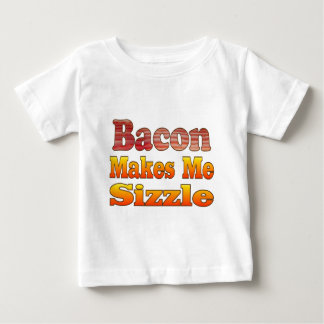 Sizzling Bacon Baby T-Shirt