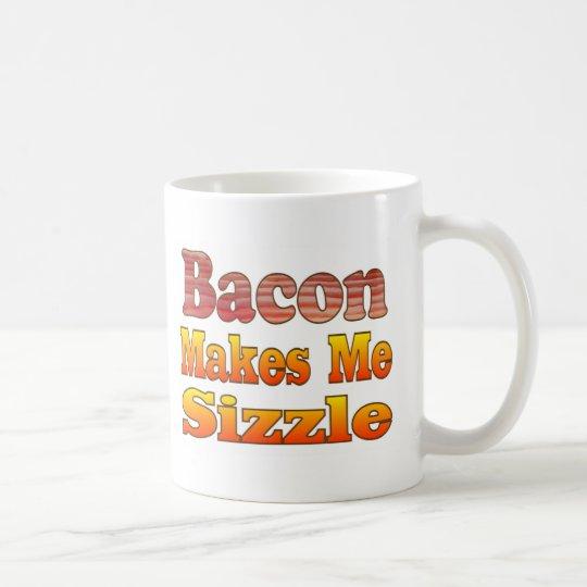 Sizzling Bacon Coffee Mug