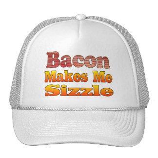 Sizzling Bacon Trucker Hat