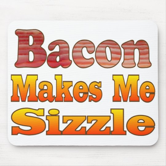 Sizzling Bacon Mouse Pad