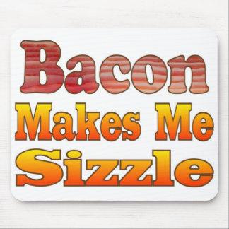 Sizzling Bacon Mousepad