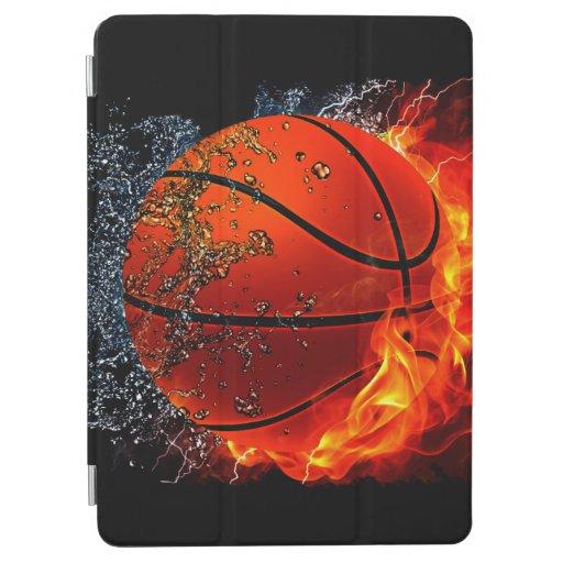 Sizzling Basketball iPad Air Cover