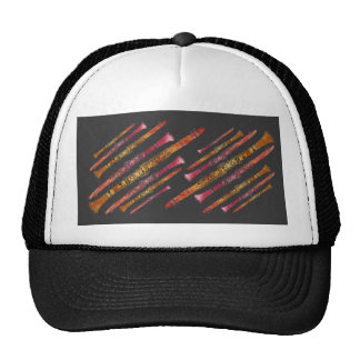 Sizzling Clarinets Hats