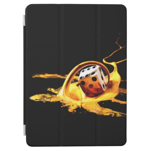 Sizzling Dice iPad Air Cover