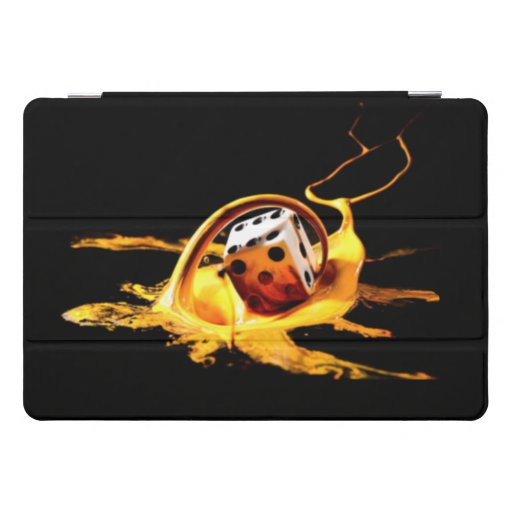 Sizzling Dice iPad Pro Cover