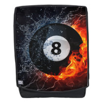 Sizzling Eight Backpack