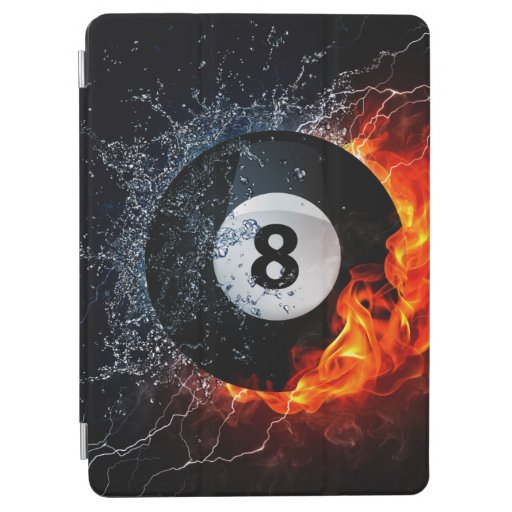 Sizzling Eight iPad Air Cover