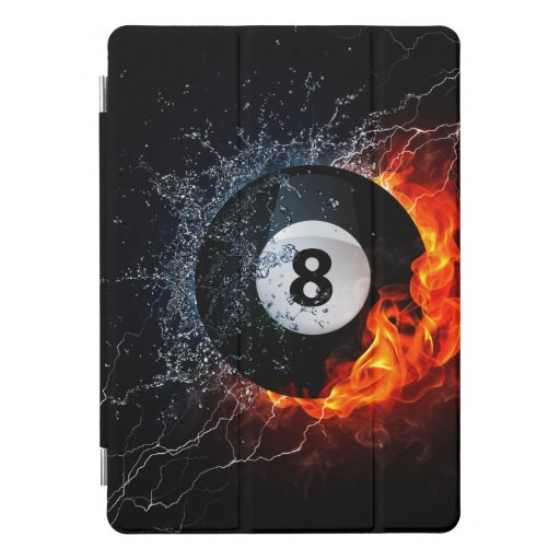 Sizzling Eight iPad Pro Cover