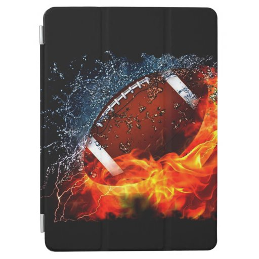 Sizzling Football iPad Air Cover