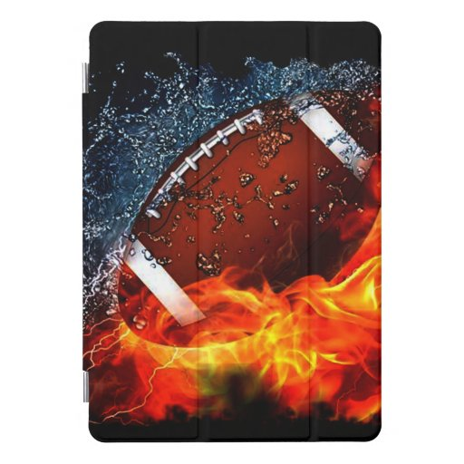 Sizzling Football iPad Pro Cover