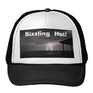 Sizzling  Hot! Mesh Hat