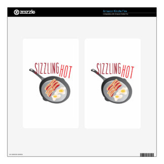 Sizzling Hot Skins For Kindle Fire