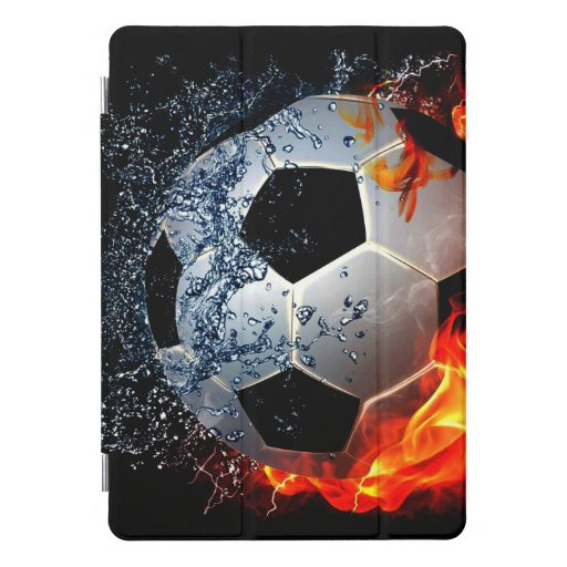Sizzling Soccer iPad Pro Cover