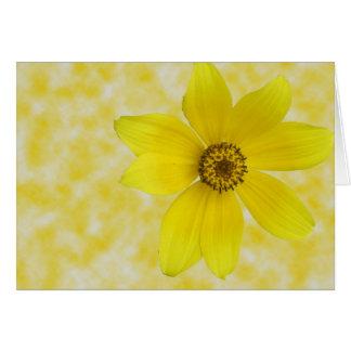 Sizzling Sunrise (Yellow Background) Card