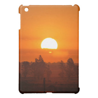 Sizzling sunset case for the iPad mini