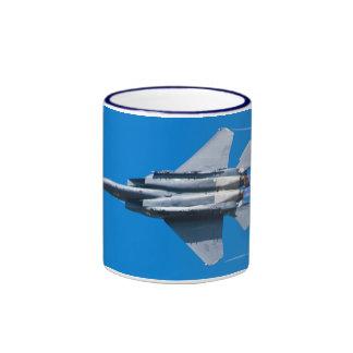 SJ AF 87 0179 F-15E Strike Eagle Right Bank mug