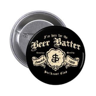 SJ Beerbatter 2 Inch Round Button