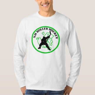SJI Roller Hockey Long Sleeve (Front Only) T-Shirt