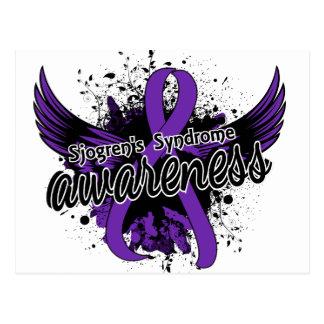 Sjogren's Syndrome Awareness 16 Postcard