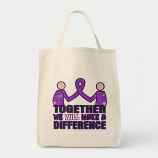 Sjogren's Syndrome We'll Make A Difference Tote Bag