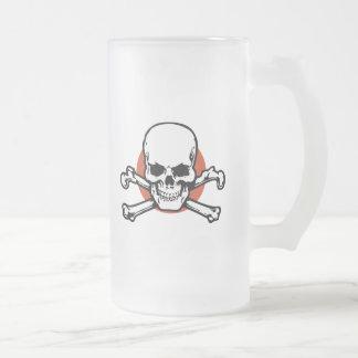 sk708-rcl jarra de cerveza esmerilada