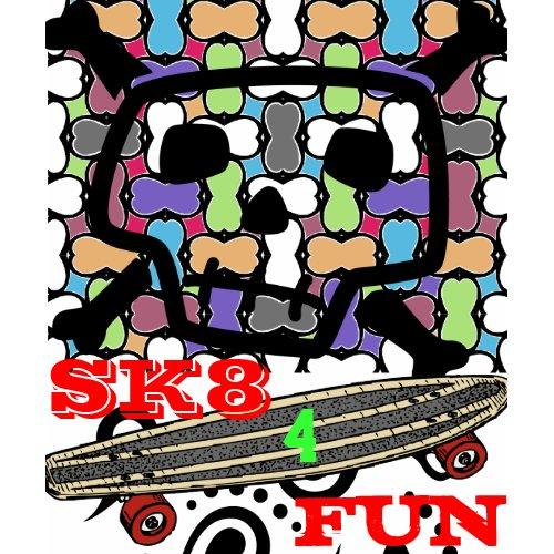 SK8 4 FUN shirt