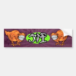 SK8 Dino sticker
