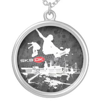 SK8 DK Necklace