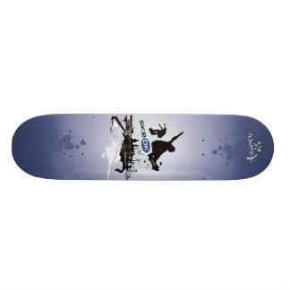 SK8 DK Skateboard_blue Skate Boards