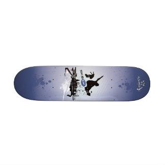 SK8 DK Skateboard_blue Skateboards