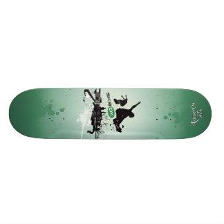 SK8 DK Skateboard_green Skateboards