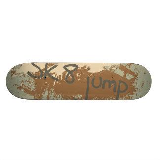 Sk8 jump skateboard deck