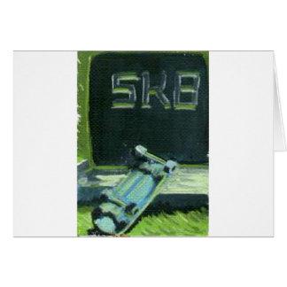 Sk8 or Die Card