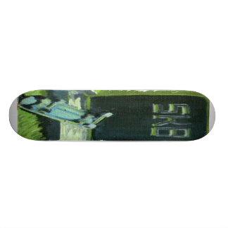 SK8 or DIE Skateboard Deck