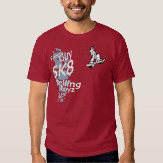 SK8 Skateboarding Gear T-shirts