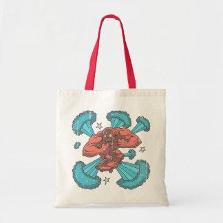 Sk8er Demon Tote Bag