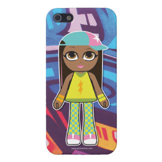 Sk8er Punk Doll Cover For iPhone SE/5/5s