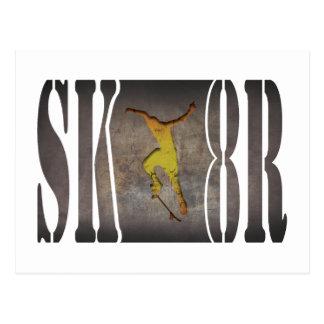 sk8r postcard